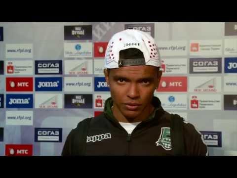 Франсишку Вандерсон: «Амкар» играл дома, с хорошей мотивацией»
