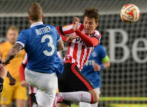 «Динамо» и «Краснодар» провели матчи вЛиге Европы