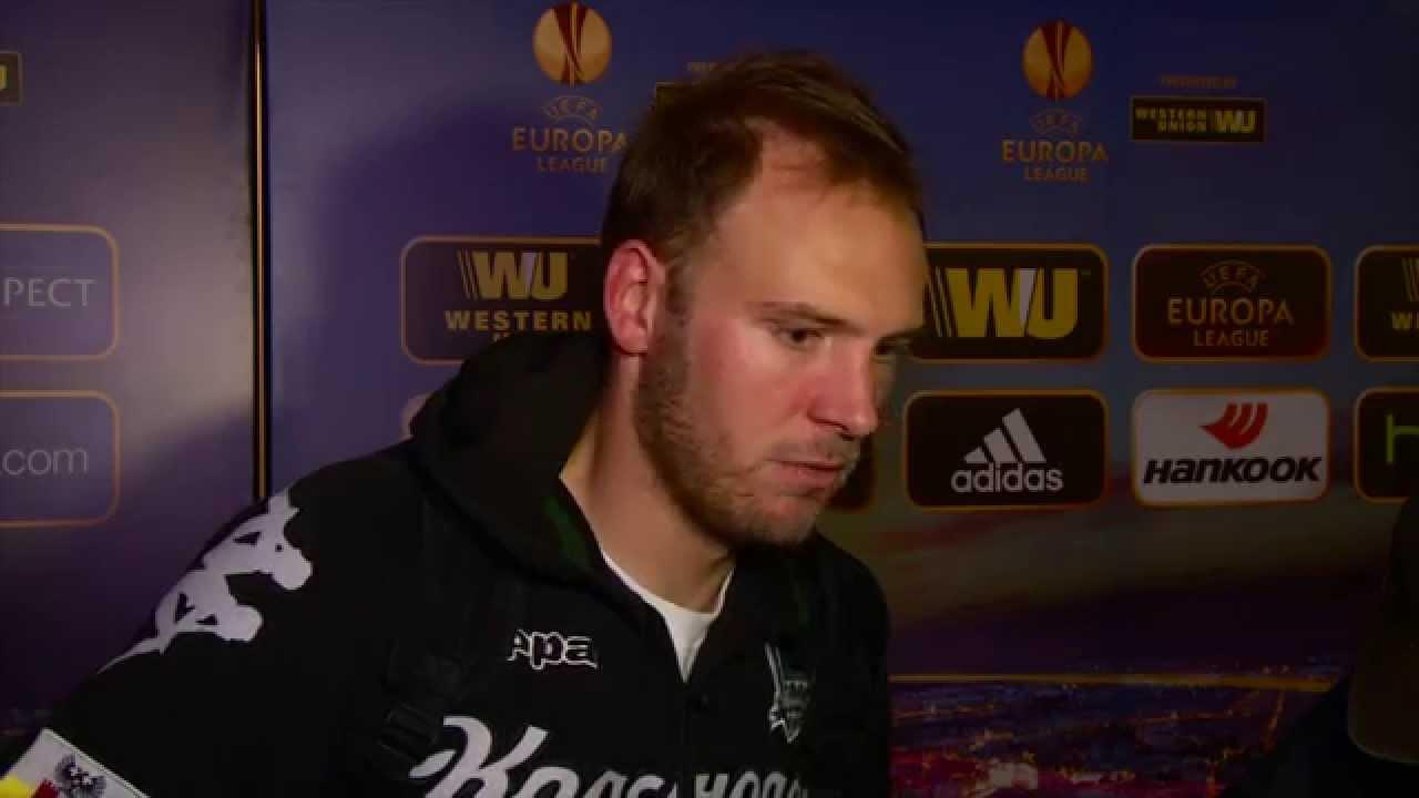 Флеш-интервью игроков «Краснодара» в смешанной зоне после матча с «Вольфсбургом»