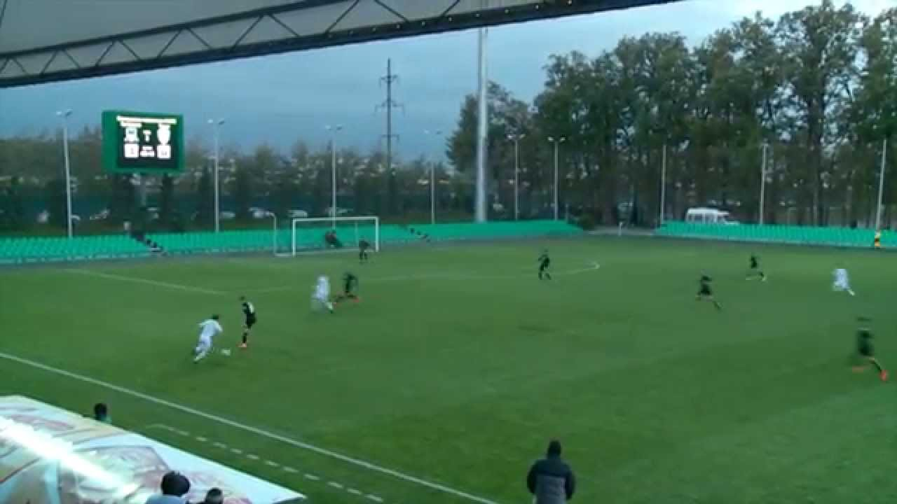 Видеообзор матча 11-го тура Молодежного Первенства «Краснодар-мол.» – «Терек-мол.» (Грозный)