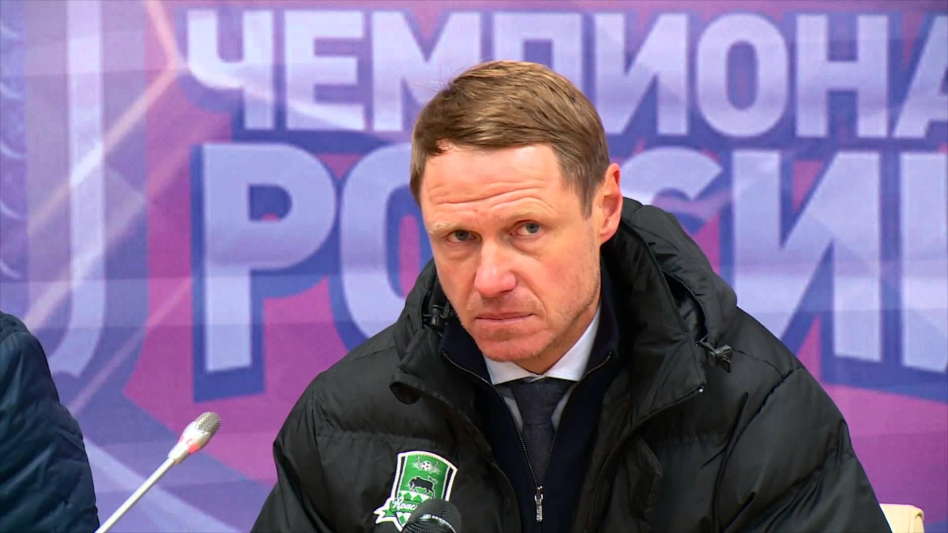 Послематчевая пресс-конференция Олега Кононова и Юрия Семина