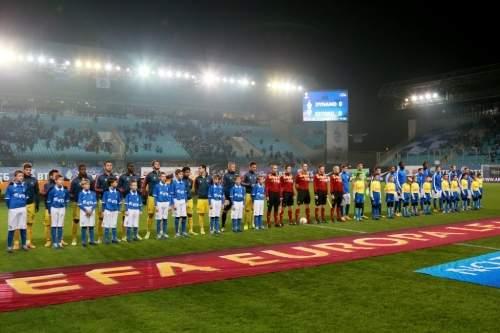 Матчи «Краснодара» и «Динамо» в4-м туре Лиги Европы