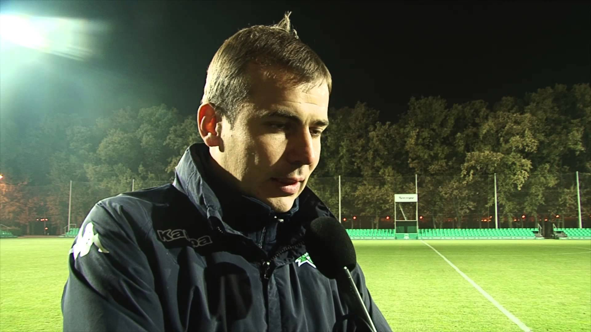 Бранко Мирьячич: «Думаю, что мы сегодня заслуживали победу»
