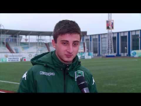 Нурик Гаджиев: «Победить сегодня нам помогла хорошая концентрация на протяжении всей игры»