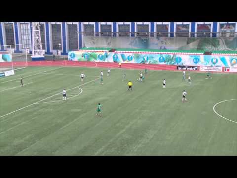 Видеообзор матча 15-го тура молодежного первенства «Терек-мол.» – «Краснодар-мол.»