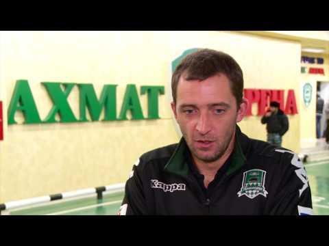 Флеш-интервью игроков «Краснодара» после матча с «Тереком»