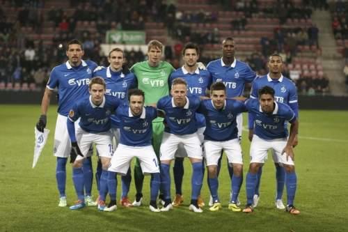 Матчи «Динамо» и «Краснодара» впоследнем туре группового этапа Лиги Европы