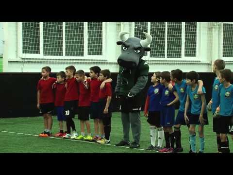 Финал турнира «Осень» школьного дивизиона Городской Любительской Лиги