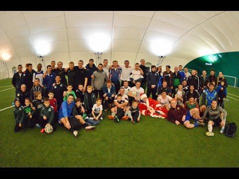 Новогодний турнир среди родителей юных «горожан» «Елка-2015»