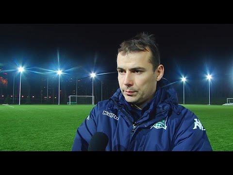 Бранко Мирьячич: «Видно, что ребята не только отдыхали, но и работали на каникулах»