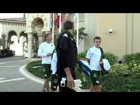 Обзор третьего тренировочного дня «Краснодара» в ОАЭ