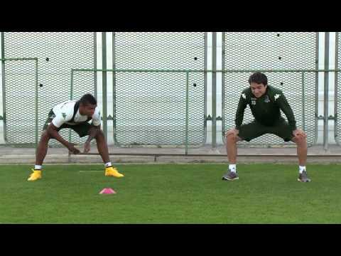 Видеообзор пятого тренировочного дня «горожан» в ОАЭ