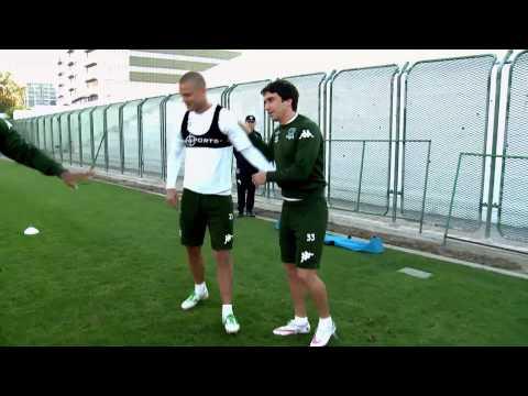 Видеообзор шестого тренировочного дня «Краснодара» в Дубае