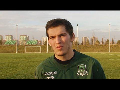 Александр Лузин: «Пока нам не хватает сыгранности»