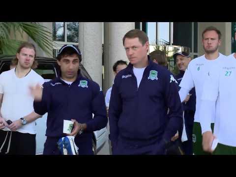 Десятый тренировочный день «Краснодара» в Дубае