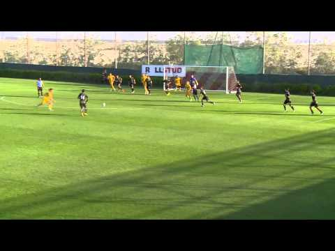 Видеообзор товарищеского матча «Краснодар» – «Кайрат» (Алма-Ата)